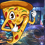 Gleeful Pizza Escape game