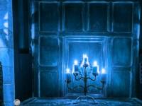 play Gothic Blue Room Escape