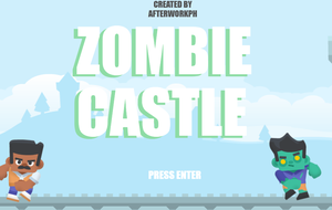 Zombie Castle (Testing) game