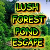 play Lush Forest Pond Escape