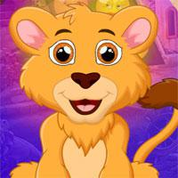 G4K-Majestic-Lion-Rescue game