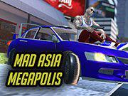 Mad Asia Megapolis game