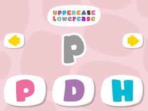 play Uppercase Lowercase