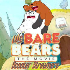 We Bare Bears Scooter Streamers game