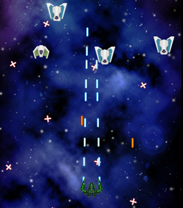 Star Fighter Web Version game