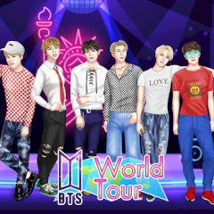 Bts World Tour game