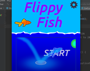 Flippy Fish game