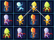 play Superheroes Connect Deluxe