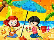 play Beach Jigsaw