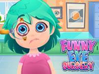 play Funny Eye Surgery