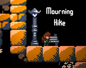 Mourning Hike game