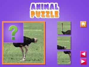 play Animal Puzzle
