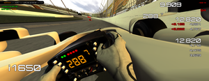 play Ispeed F1 (Test Oval)
