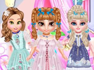 Little Princess Lolita Style Makeover game