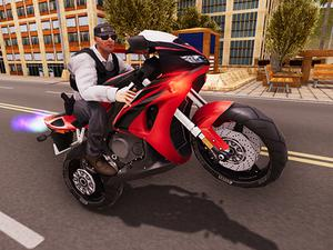 play Extreme Bike Driving 3D