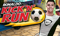 Cristiano Ronaldo: Kick 'N' Run game