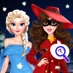 Beauty Spy Adventure game