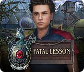 play Mystery Trackers: Fatal Lesson
