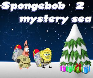 Spongebob Mystery Sea 2 game