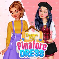 play Design My Pinafore Dress