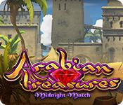 Arabian Treasures: Midnight Match game
