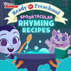 play Spooktacular Rhyming Recipes
