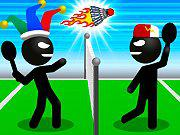 play Stickman Sports Badminton