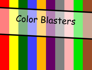Color Blasters