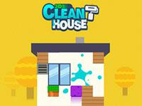 Clean House 3D game