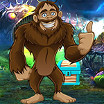 Amiable Caveman Escape game