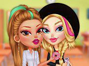Back To School Fashion Dolls game