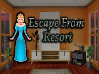 Top10 Escape From Resort game