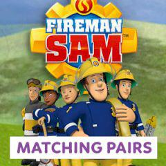 play Fireman Sam Matching Pairs