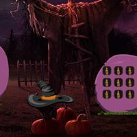 Evil Witch Queen Escape game