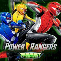 Power Rangers Brawler game