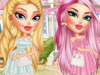Fashion Dolls School Date game