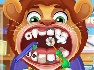 Children Doctor Dentist 2 game