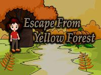 Top10 Escape From Yellow Forest game