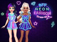 Bff Neon Fashion Dress Up game