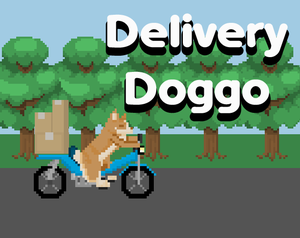Delivery Doggo game