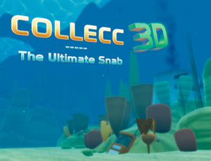 Collecc 3D game