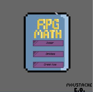 Rpg Math game
