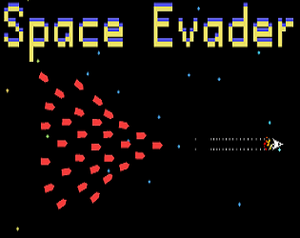Space Evader game