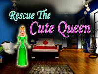 play Top10 Rescue The Cute Queen