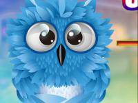 play Cute Blue Owl Escape
