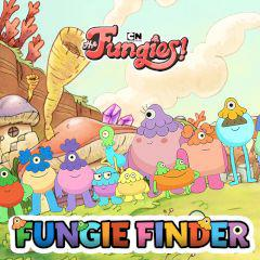 The Fungies! Fungie Finder game