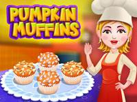 Pumpkin Muffins Recipe game