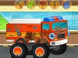 Monster Truck Repairing game