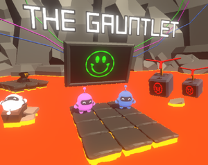 The Gauntlet game