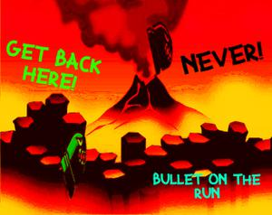 Bullet On The Run game